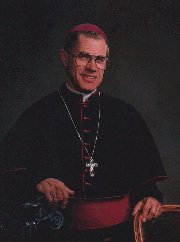 Mgr/Bishop Raymond Roussin, S.M.